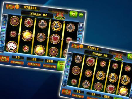 ... игровых автоматов для iPhone, iPod touch и iPad в