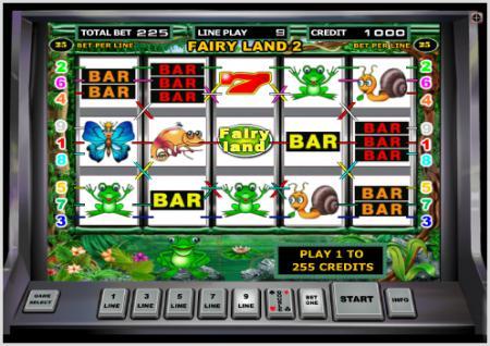 fairyland игровые автоматы онлайн