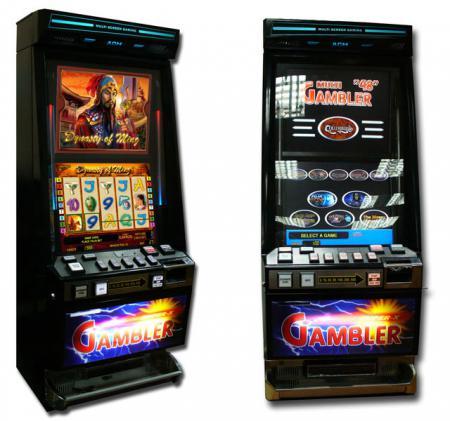 где работает игровые автоматы