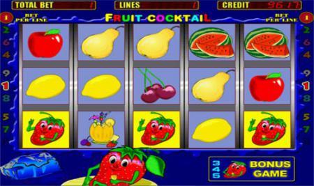 ... игровой автомат fruit cocktail играть онлайн
