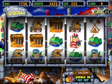 игровые автоматы играть бесплатно алькатрас 2