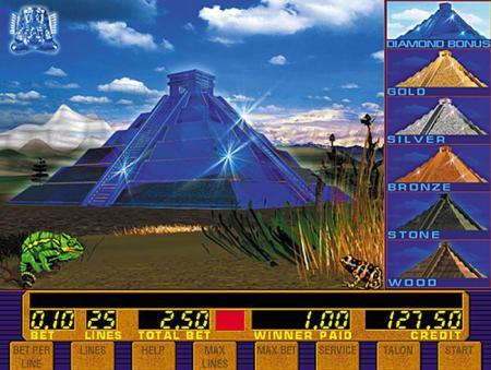... Пирамиды - Игровые аппараты бесплатно
