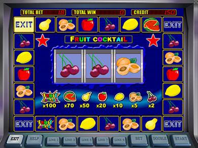 клубничка игровой автомат