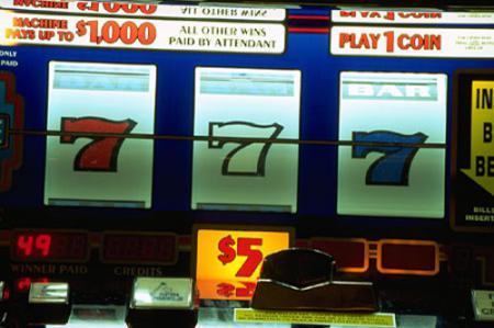 Эмулятор игрового автомата piggy bank