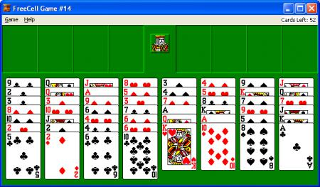 The best free download of Free FreeCell Solitaire.