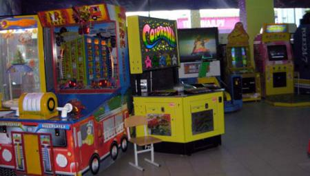 ... игровой комплекс игровые автоматы