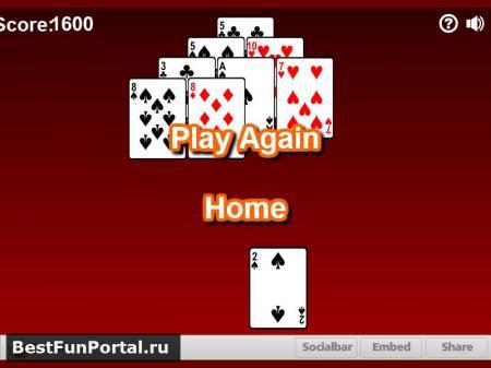 На фото: игры онлайн, карточные флеш ...
