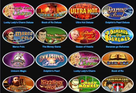 Игровые автоматы Гаминатор от онлайн ...