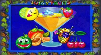 Играть Juicy Fruits (Крэйзи Фрукт) бесплатно