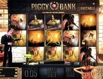 Игровой автомат Piggy bank (Свиньи) онлайн ...