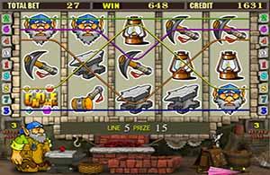 Игровой автомат Гном (Gnome)