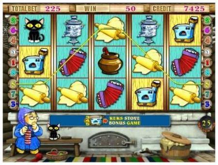 игровые автоматы бесплатно кекс
