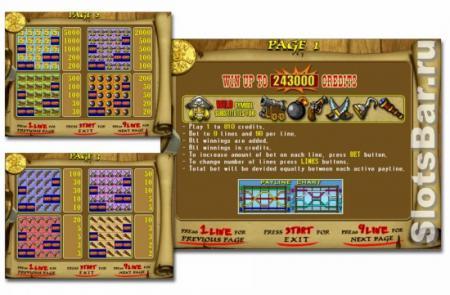 автомат пират онлайн бесплатно играть ...