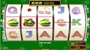 игровые автоматы помидоры (Crazy Fruits)