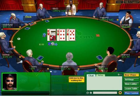 888poker room Обзор покер рума 888poker (Pacific Poker