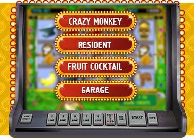 игровые автоматы фото