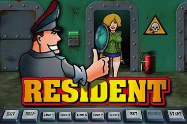 Игровой автомат Resident (Резидент ...