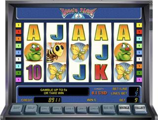 Игровые автоматы онлайн бесплатно и