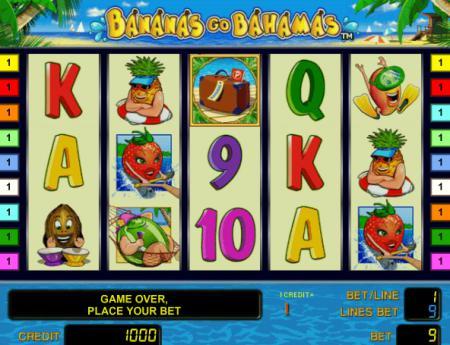 Bananas go Bahamas игровой автомат Бананы ...