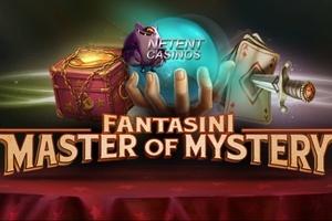 Новый игровой автомат Fantasini: Master of Mystery