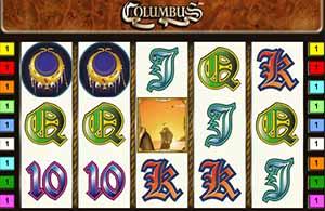 Игровой автомат Columbus (Колумб) играй ...