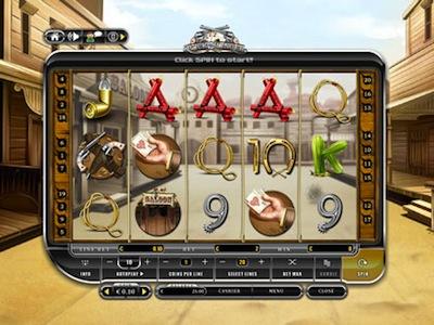 Игровой автомат Quick Slinger