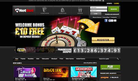Онлайн казино Netbet. Игровые автоматы ...