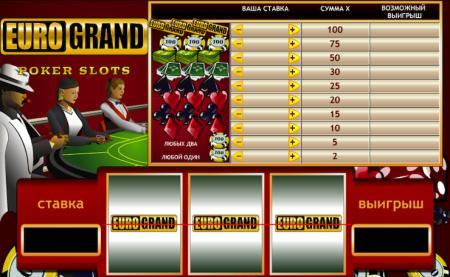 ... видео покер и игровые автоматы Poker Slots