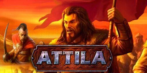Attila игровой автомат