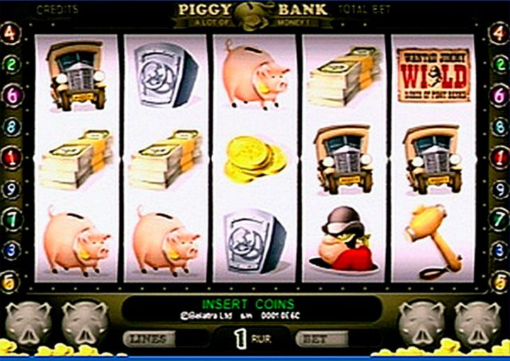 Автоматы игровые играть бесплатно онлайн свиньи