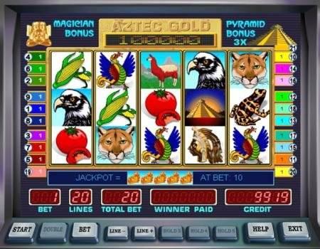Бесплатные без регистрации игровые автоматы