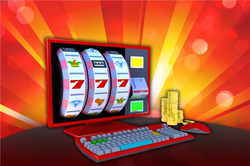 Игровые автоматы интернет казино
