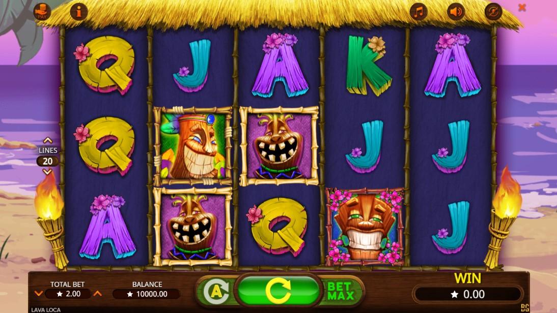 Игровые автоматы онлайн бесплатно лава