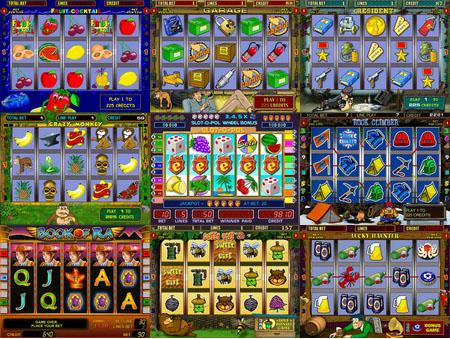 Игровые автоматы слоты онлайн без
