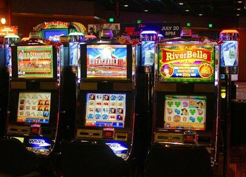 Игровые платные автоматы